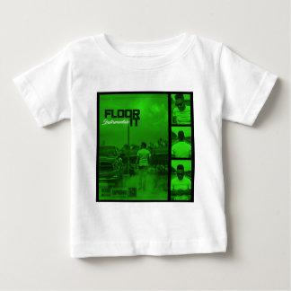 T-shirt Pour Bébé Parquetez-le couverture d'Instrumentals