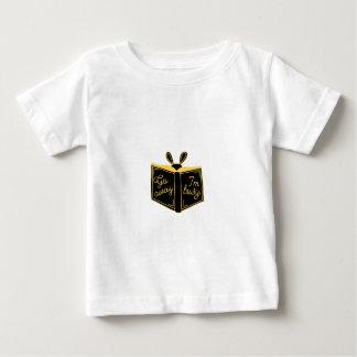 T-shirt Pour Bébé Pars, je suis occupé, RAT DE BIBLIOTHÈQUE