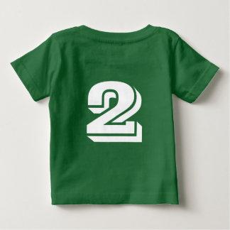 T-shirt Pour Bébé Partie 2 de crêpe