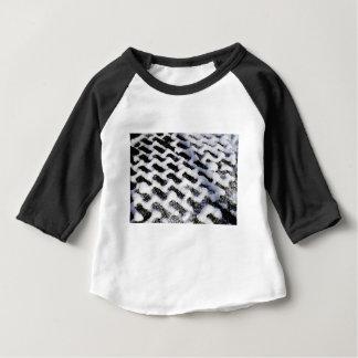 T-shirt Pour Bébé passage couvert modelé