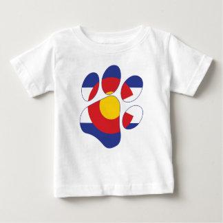 T-shirt Pour Bébé Pattes du Colorado
