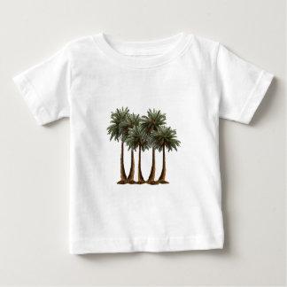 T-shirt Pour Bébé Paumes du paradis