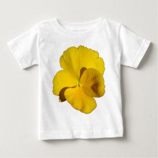 T-shirt Pour Bébé Pensée jaune 201711f