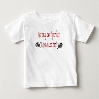 T-shirt Pour Bébé Perfectionnez et Lion
