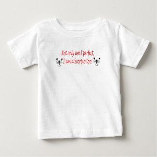 T-shirt Pour Bébé Perfectionnez et Scorpion