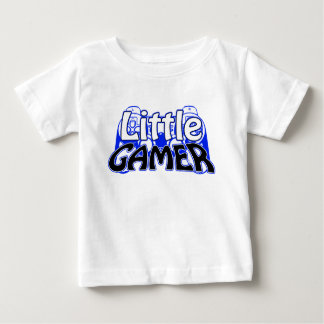 T-shirt Pour Bébé Petit bleu de Gamer