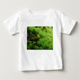 T-shirt Pour Bébé Petit champignon minuscule