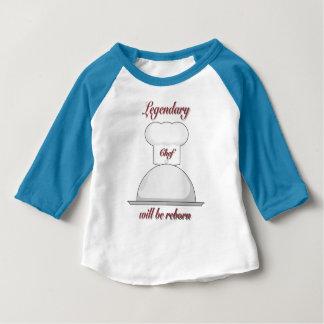 T-shirt Pour Bébé Petit chef