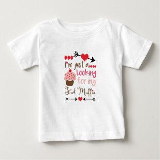 T-shirt Pour Bébé Petit pain de goujon de petit gâteau d'humour de