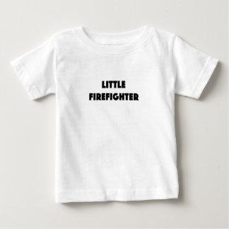 T-shirt Pour Bébé Petit sapeur-pompier