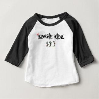 T-shirt Pour Bébé Petit zombi Kidz