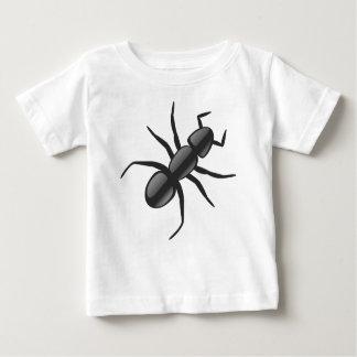 T-shirt Pour Bébé Petite fourmi