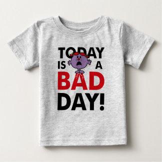 T-shirt Pour Bébé Petite Mlle Naughty | est aujourd'hui un mauvais