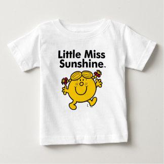 T-shirt Pour Bébé Petite petite Mlle Sunshine de la Mlle | est un