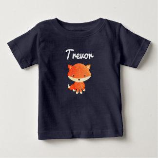T-shirt Pour Bébé Peu de tee - shirt de bébé d'animaux de région
