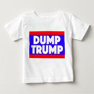 T-shirt Pour Bébé Pièce en t de bébé d'atout de décharge