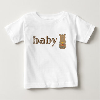 T-shirt Pour Bébé pièce en t d'ours de bébé