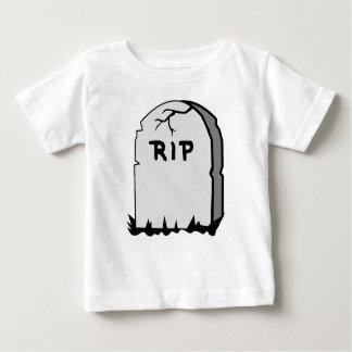 T-shirt Pour Bébé Pierre principale de déchirure