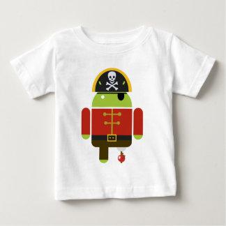 T-shirt Pour Bébé Pirate androïde - Andy