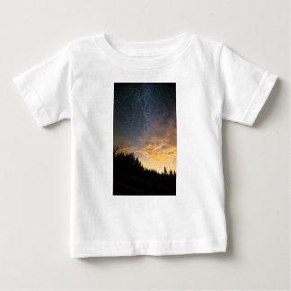 T-shirt Pour Bébé Plaisir galactique