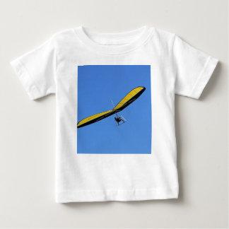 T-shirt Pour Bébé Planeur de coup dans le ciel