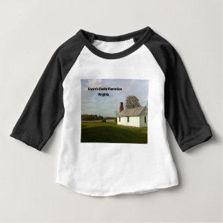 T-shirt Pour Bébé Plantation du château du lard, VA