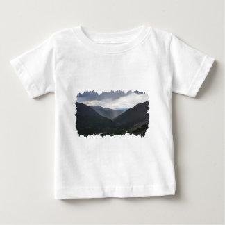 T-shirt Pour Bébé Pluie de vallée de passage d'Imogene