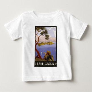 T-shirt Pour Bébé Policier vintage Italie 1924 de lac travel