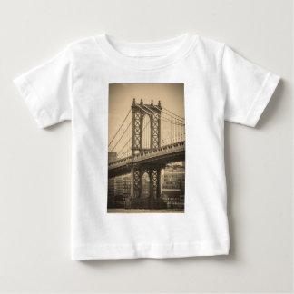 T-shirt Pour Bébé Pont de Manhattan