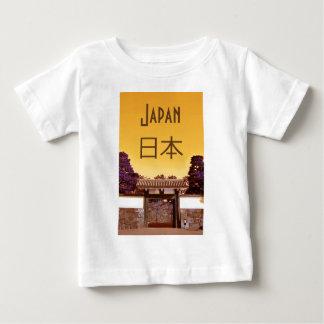T-shirt Pour Bébé Porte de temple à Tokyo, Japon