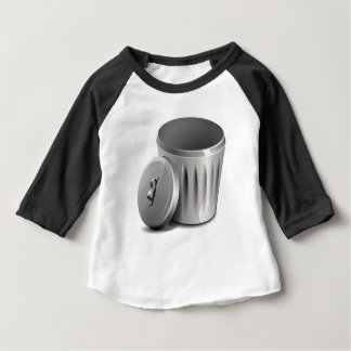 T-shirt Pour Bébé Poubelle