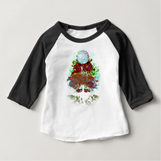T-shirt Pour Bébé Pour jamais