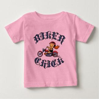 T-shirt Pour Bébé Poussin de cycliste II