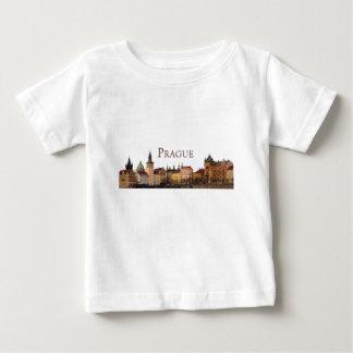 T-shirt Pour Bébé Prague