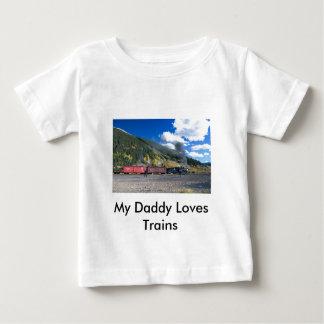 T-shirt Pour Bébé Première course