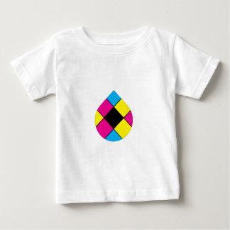 T-shirt Pour Bébé Primary Colors Tear Apparel
