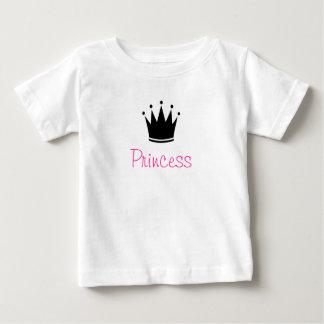 T-shirt Pour Bébé Princesse