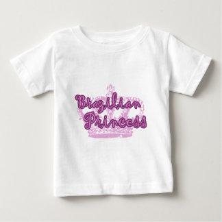 T-shirt Pour Bébé Princesse brésilienne