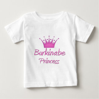 T-shirt Pour Bébé Princesse de Burkinabe