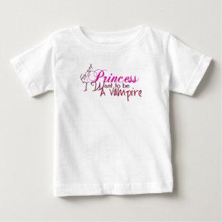 T-shirt Pour Bébé princessvamp