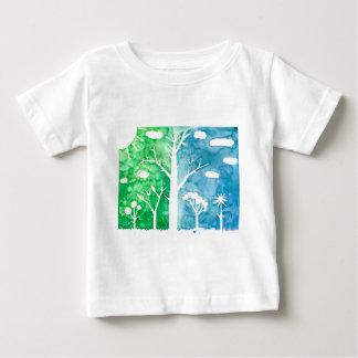 T-shirt Pour Bébé Printemps/hiver