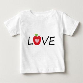 T-shirt Pour Bébé professeur