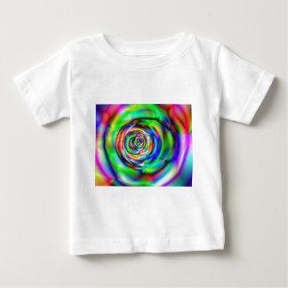T-shirt Pour Bébé psychédélique s'est levé
