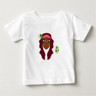 T-shirt Pour Bébé Qualité de spa sur le blanc