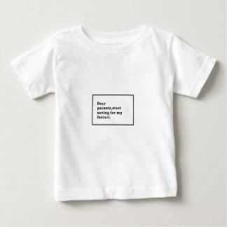 T-shirt Pour Bébé Quand vous bébé est un débrouillard