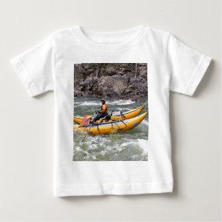 T-shirt Pour Bébé Radeau, Animas rivière, le Colorado, Etats-Unis