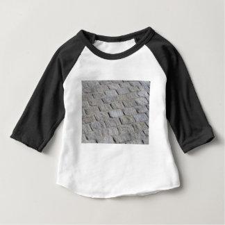 T-shirt Pour Bébé rangées de pierre