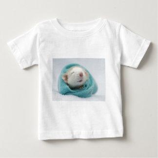 T-shirt Pour Bébé Rat mignon