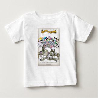 T-shirt Pour Bébé Reet de t'aint de Yorkshire d'amour portant les