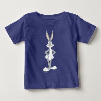 T-shirt Pour Bébé Regard fixe 2 de lapin du ™ | de BUGS BUNNY
